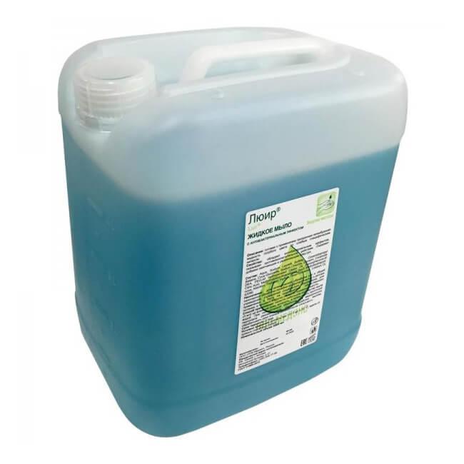 Люир антибактериальное жидкое мыло 5 л